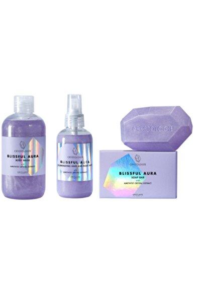 Blissful Aura Sabun + Vücut Misti + Vücut Şampuanı