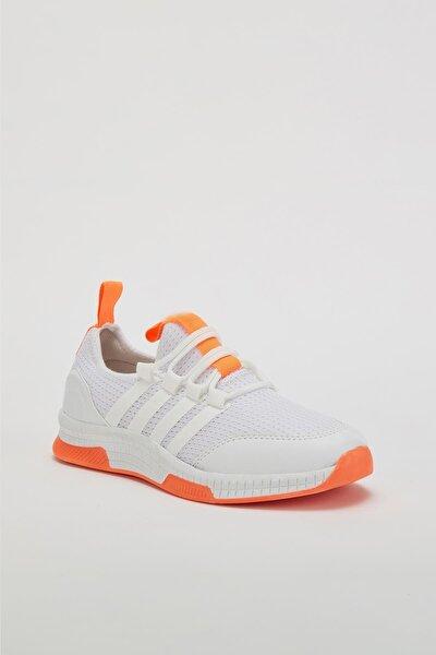 Unisex Turuncu Sneaker Ayakkabı