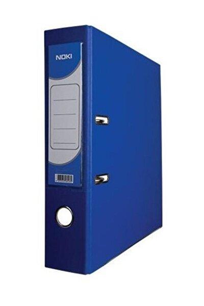 Çıtalı Plastik Geniş Klasör 10'lu Kutu Mavi