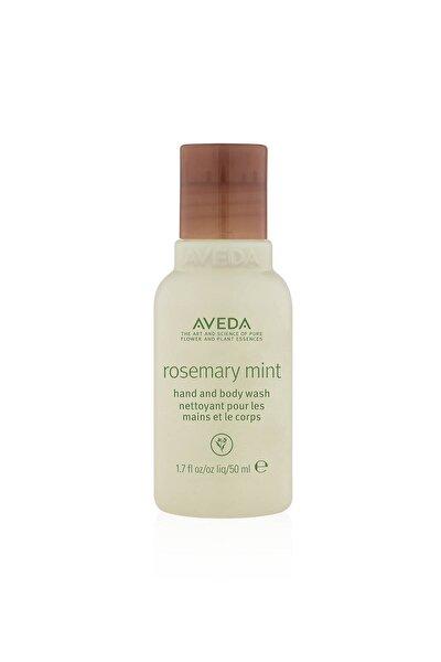 Rosemary Mint Canlandırıcı El ve Vücut Duş Jeli 50ml 018084835678