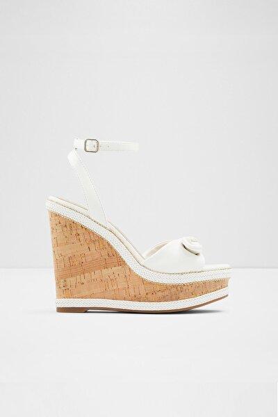 Kadın Beyaz Dolgu Sandalet