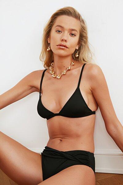 Siyah Üçgen  Bikini Üstü TBESS20BU0268