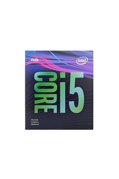 Core I5 9600kf 3.7ghz 9mb 6çekirdekli Vga Yok 1151p V2 95w Kutulu+fansız