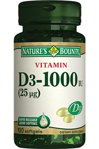 Vitamin D3 1000 Iu 100 Softjel