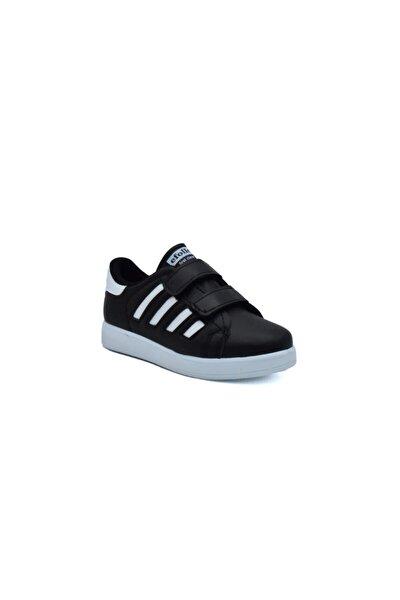 Unisex Cırtlı Çocuk Spor Ayakkabı