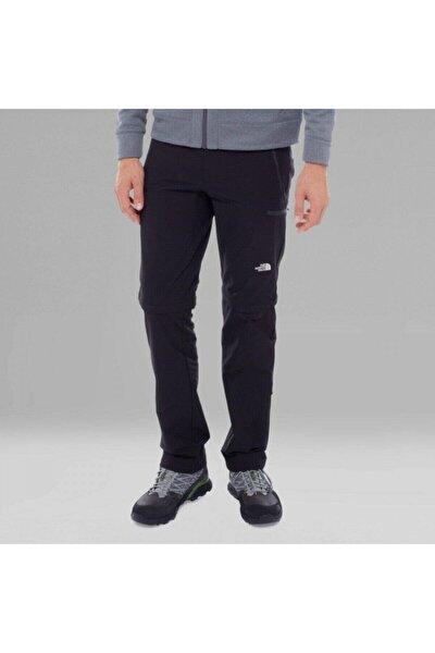 Tnf M Exploration Convertible Siyah Erkek Pantolon