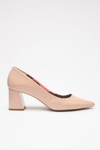 Pudra  Klasik Topuklu Ayakkabı 01AYH213700A700