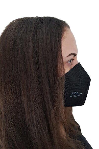 Arizon Siyah Ffp2 Protective Mask 2 Adet
