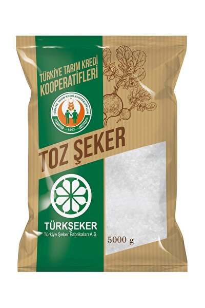 Toz Şeker 5 kg