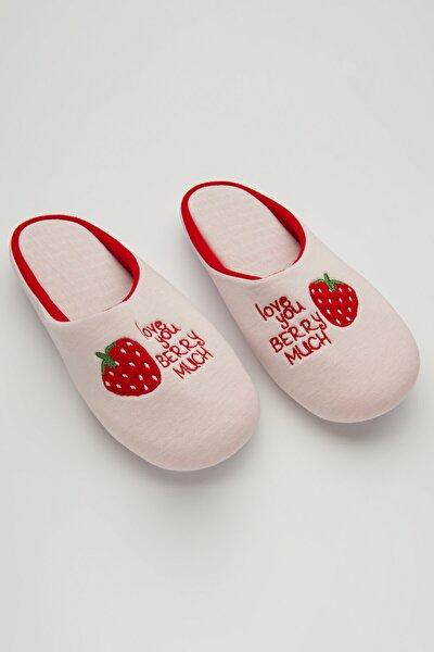 Pembe Berry Much Terlik