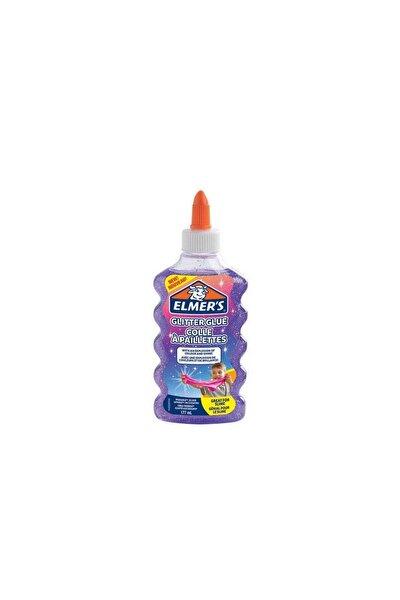 Elmer's Simli Slime Yapıştırıcı 177 Ml Mor (2077253)