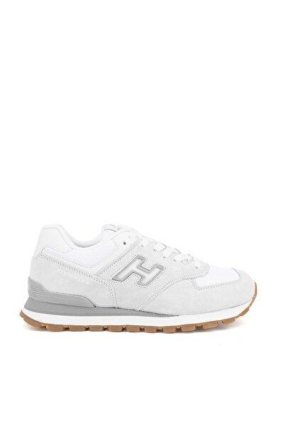 , Hakiki Deri Kadın Ayakkabı 111303 10219253g Beyaz