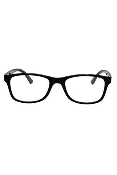 Numarasız Klasik Kemik Mavi Işık Engelleyici Gözlük