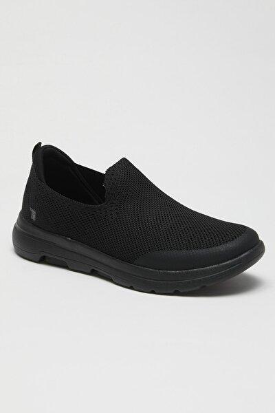 Erkek Siyah Spor Ayakkabı Tbqua
