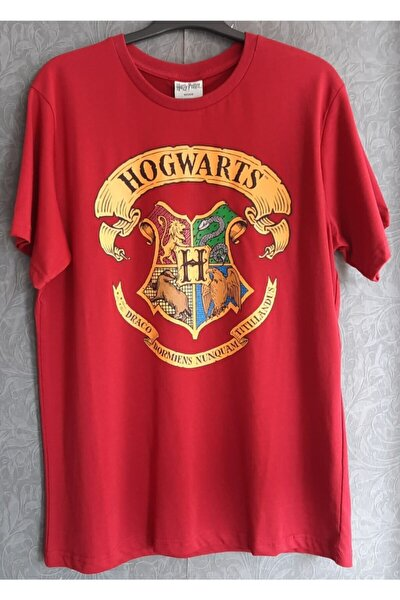 Hogwarts Lisanslı Tshirt