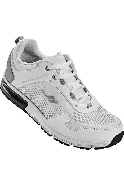 Beyaz Kadın Airtube Spor Ayakkabı