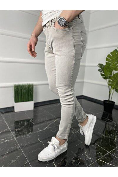 Erkek Italyan Kesim Kot Pantolon