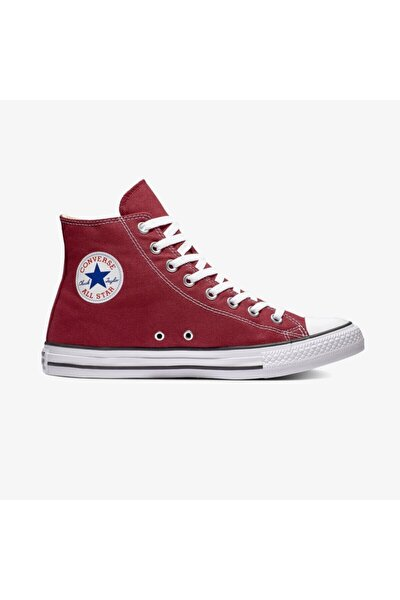 Unisex Bordo Chuck Taylor All Star Seasonal Hi Sneaker
