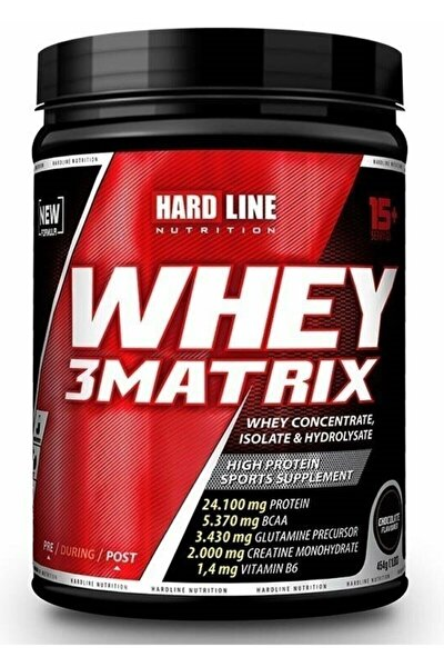 Whey 3 Matrix 454 Gr - Çilek