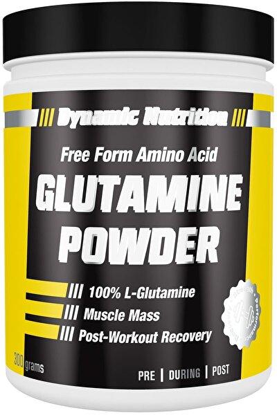 Dynamic L-glutamine Powder 300 gr 60 Porsiyon