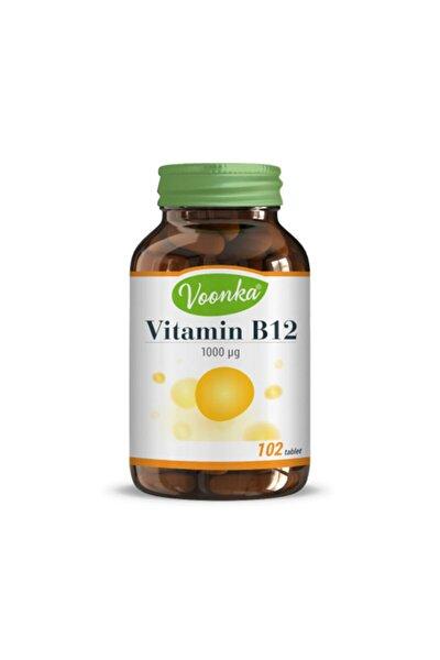 Vitamin B12 Içeren 102 Tablet
