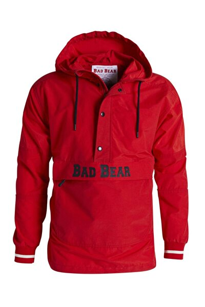 Kırmızı Erkek Mont Hurrıcane Crımsonred