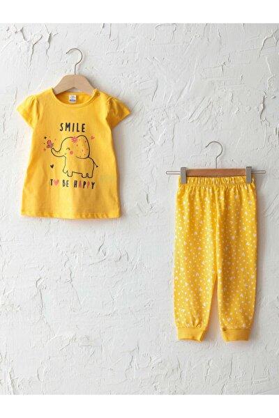 Kız Çcouk Pijama Takım