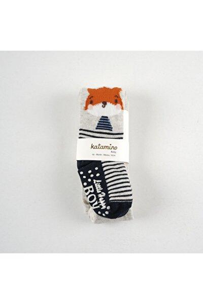 Espen Abs'li Erkek Bebek Külotlu Çorap