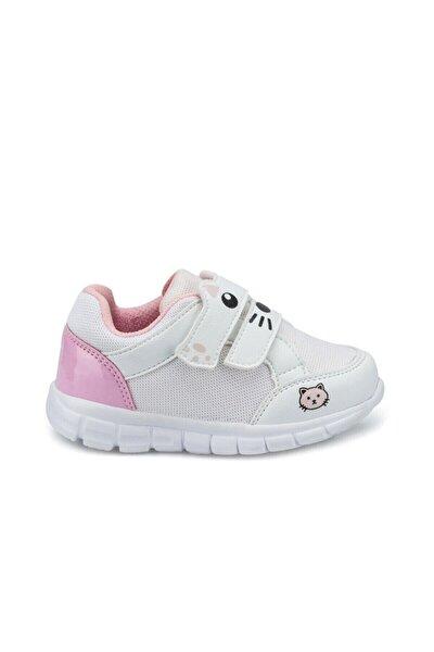 BUFFY 1FX Beyaz Kız Çocuk Yürüyüş Ayakkabısı 100782341