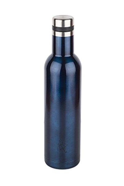 Mavi Paslanmaz Çelik Termos - 750 ml