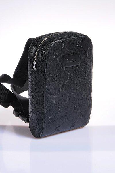 Pıerre Cardın 01pc001166-zg S Siyah Unısex Body Bag