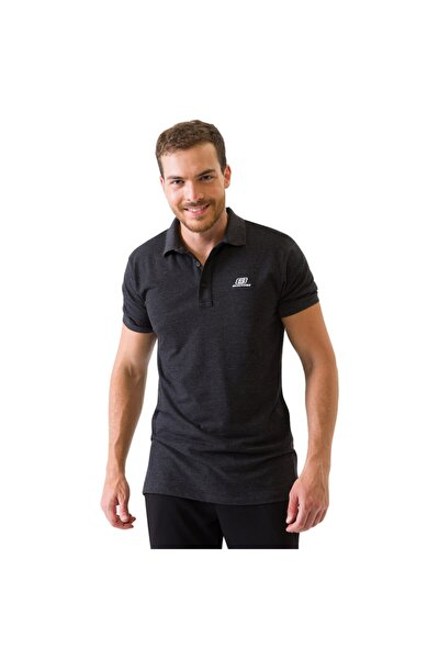 Polo's M Basic Sport Pique Polo T-Shirt Erkek Siyah Polo Yaka Tshirt S201030-001