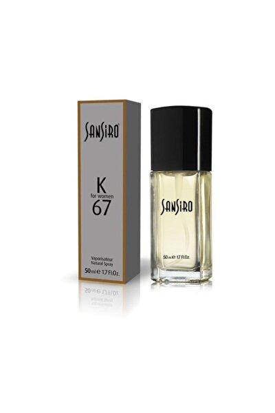 K67 Kadın Parfüm 50 ml.