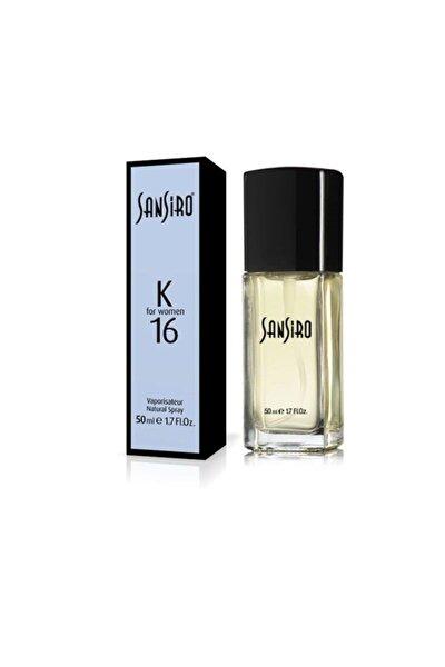 K 16 Kadın Parfüm 50 Ml.