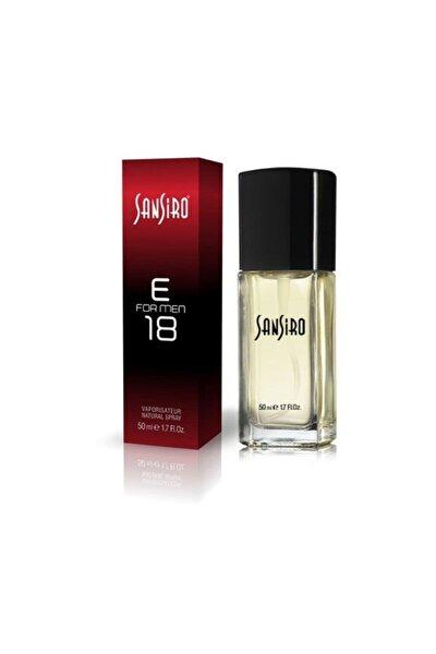 E18 Erkek Parfüm 50 Ml