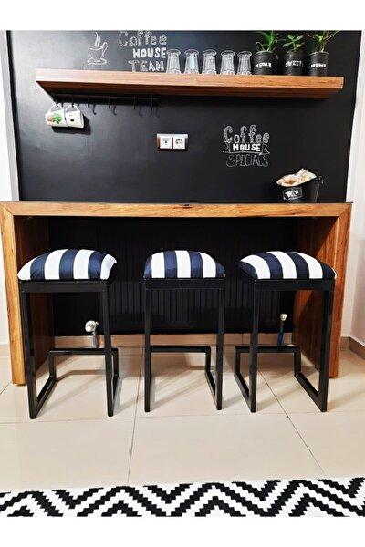 Bar Taburesi/bar Sandalyesi (80 Ile 90 Cm Ada Mutfak Için Ideal Ölçü)
