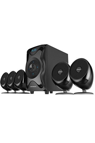 Ks-2510 Ev Sinema Ses Sistemi 5+1 750w Bluetooth