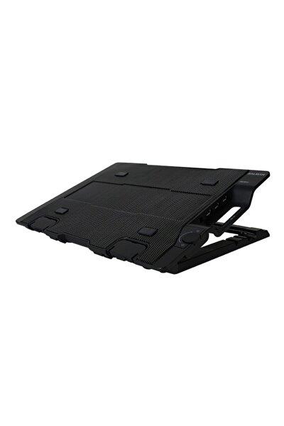 """Zm-ns2000 17"""" 200mm Fanlı Yukseklık Ayarlı Notebook Stand Ve Sogutucu"""