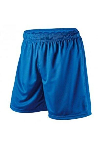 Erkek Mavi Futbol Şortu Scr124