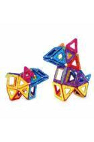 Monchıchı Magic Magnetic Mıknatıslı Yapı Oyunu 14 Parça