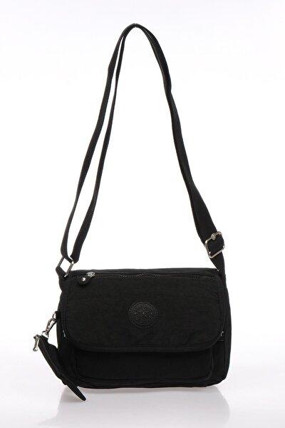 Smb1148-0001 Siyah Kadın Çapraz Çanta