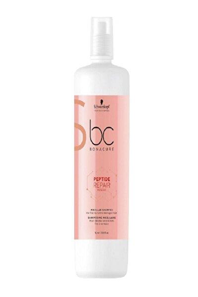 Schwarzkopf Bc Bonacure Peptide Repair Rescue 1000 ml Şampuan