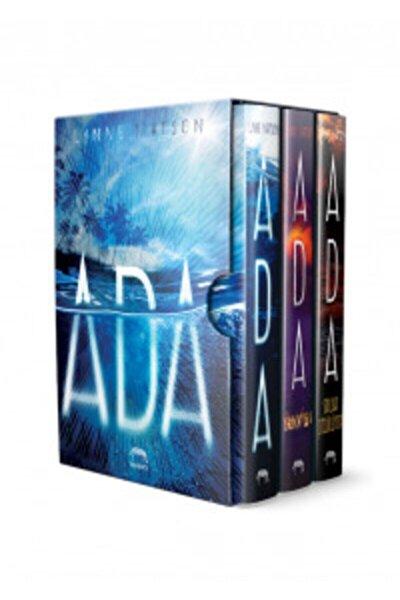Ada Kutulu Set (3 Kitap Takım)