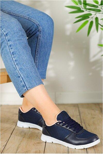 Fileli Spor Yürüyüş Ayakkabısı