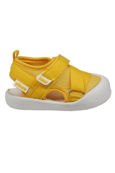 Unisex Bebek Sarı Lolipop Flex System Ilk Adım Ayakkabı 950.e20y.501
