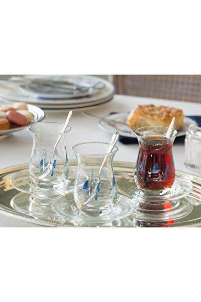 Antonin 6'lı Çay Bardağı 168 ml
