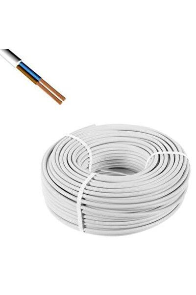 2x1,5 Mm Ttr Kablo 100 Metre Çok Telli Izalasyonlu