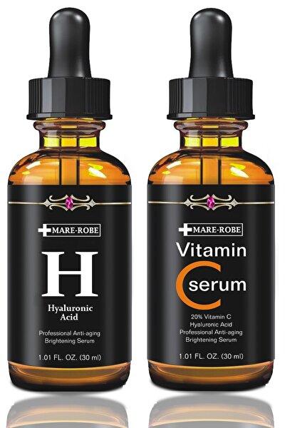 Hyaluronic Acid - Vitamin C Cilt Bakım Serumu