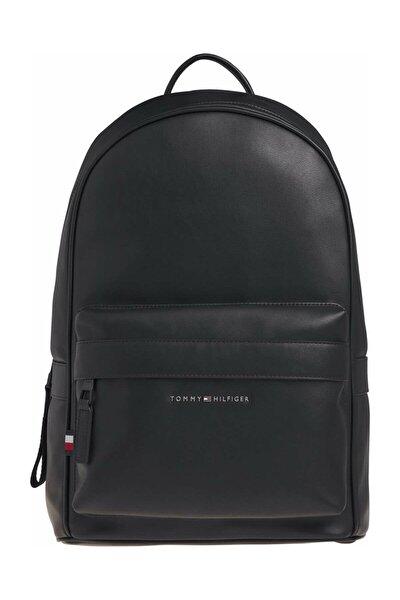 Erkek Siyah Omuz Çantası Elevated Pu Backpack AM0AM06697