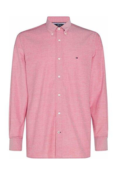 TH Erkek Flex Refined Oxford Gömlek MW0MW15000XLG
